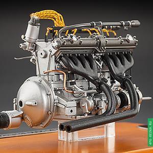 Макеты двигателя
