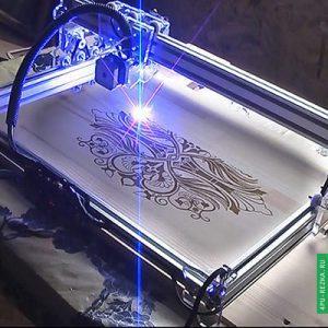 Лазерная гравировка и резка
