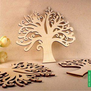 Декор из дерева на заказ