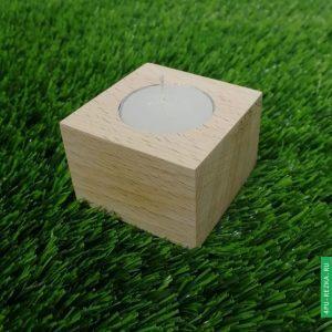 Подсвечник деревянный заготовки на заказ