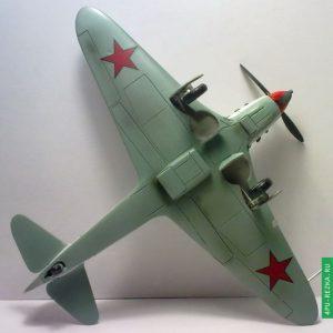 Макет военного самолета на заказ
