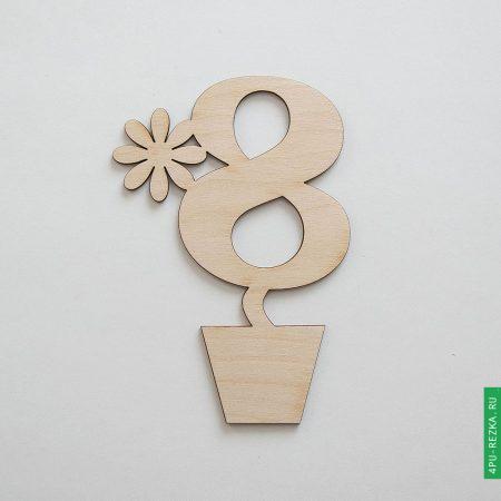 Сувенир на 8 марта коллегам-женщинам