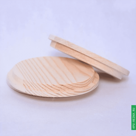 Крышки для стаканов и кружек деревянные