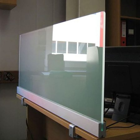 Перегородки от коронавируса в офис