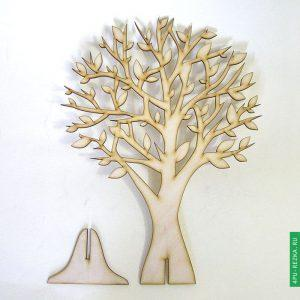 Дерево деревянное на заказ