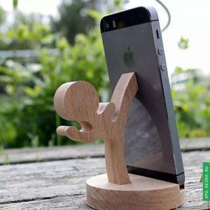 Подставки из дерева на заказ